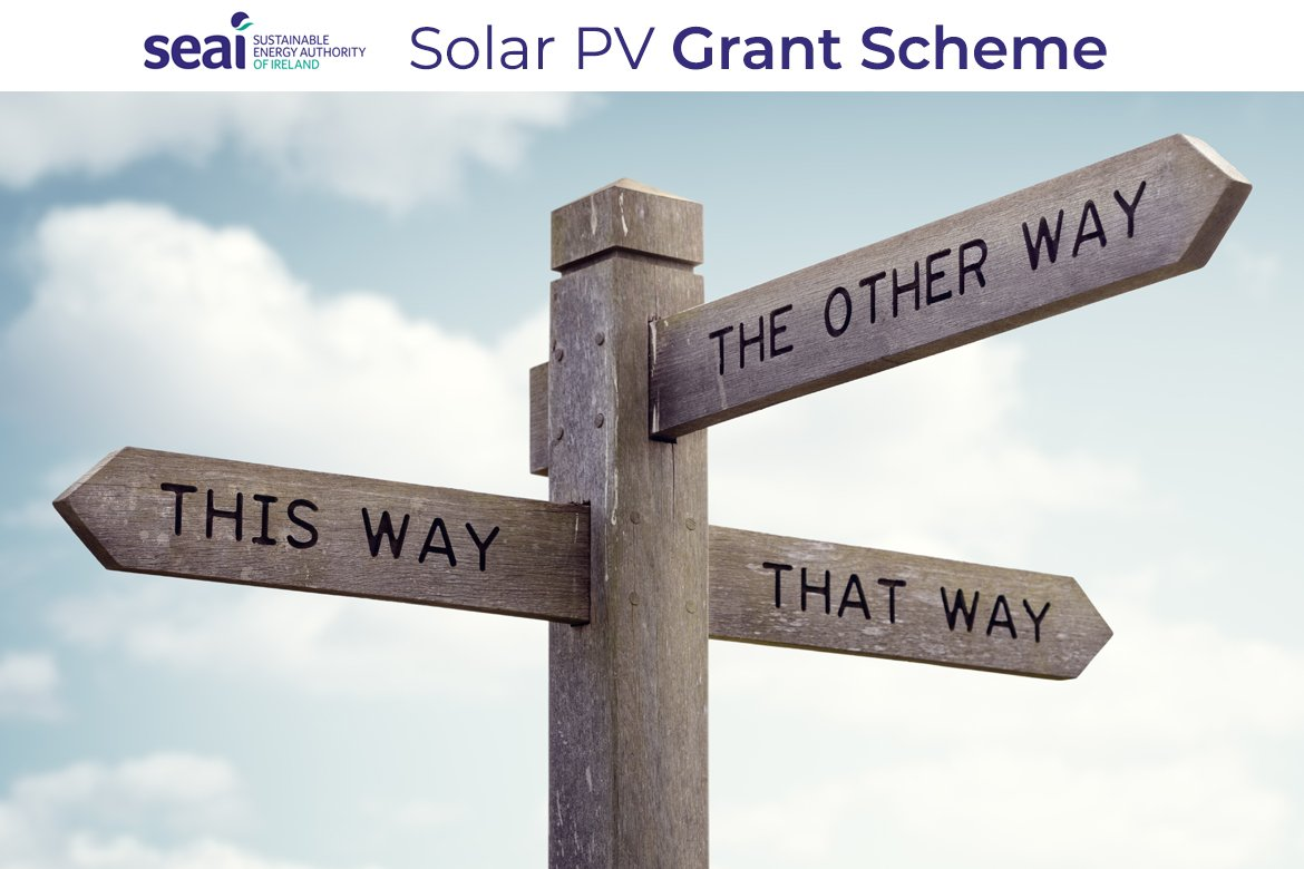 Will the SEAI solar grant be affected? the bottom line